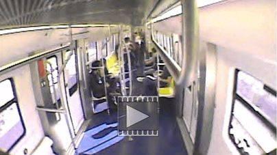 El juez envía a la cárcel al agresor del metro