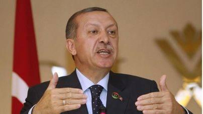 Las declaraciones del líder turco ha provocado numerosas críticas