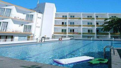 Primer caso de balconing en Eivissa