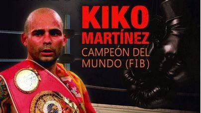 El campeon de boxeo Kiko Martínez comparte sus experiencias en Palma