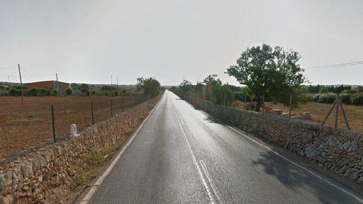 El nuevo plan para la vía Ses Salines-Colònia de Sant Jordi reduce 5 metros el ancho