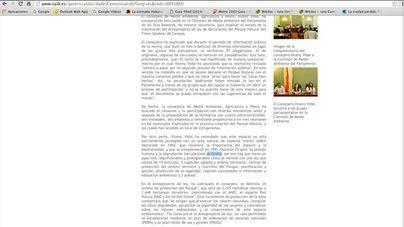 El Govern del Pacte también mete la pata con el traductor de Google