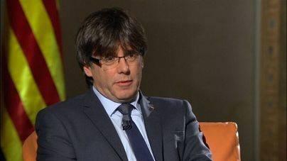 Puigdemont, arrepentido de ser presidente tras la