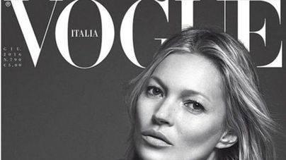 Kate Moss y su hija de 13 años hacen su primera portada juntas