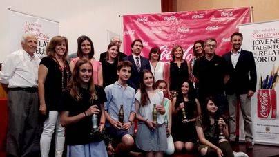Carla María Martínez gana el Concurso de Relato Corto de Coca-Cola