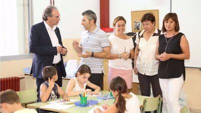 El centro cultura Sa Nostra acoge un recital poético de alumnos del Rei Jaume I
