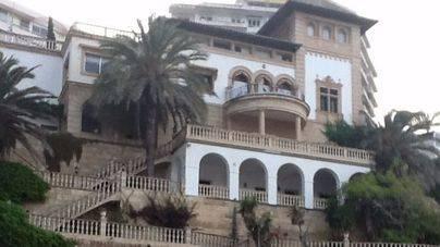 ARCA denuncia que se ubique un chiringuito frente a una casa catalogada en Cala Major