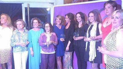 Janka Jurkiewicz consigue el Premio Mujeres en Igualdad Mallorca