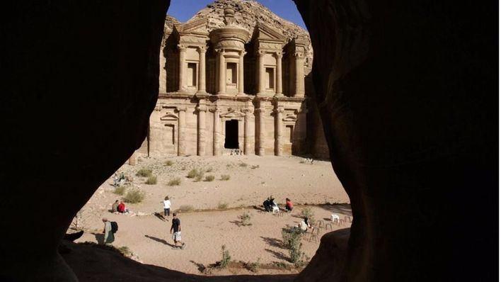 Descubrimiento en Jordania