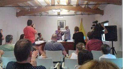 Miquel Gelabert 'Confit' es el nuevo alcalde de Sineu