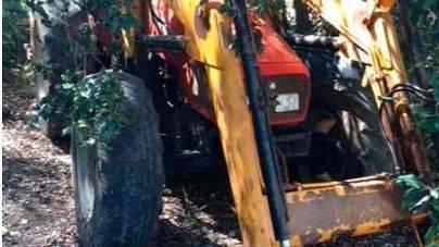 Dos detenidos en Vilafranca por robar un remolque