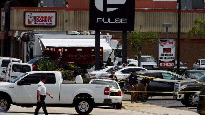 Obama confirma el ataque 'terrorista y de odio'