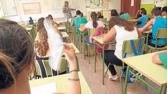 La UOB pide medidas a Educació para solucionar el problema