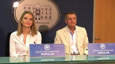 El PP pide explicacions a Vidal por las obras en la desaladora de Palma