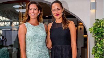 Las mejores tenistas del mundo se lucen en Platja de Palma