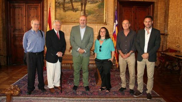 UNESCO y Consell evalúan los 5 años de la Serra como Patrimonio Mundial