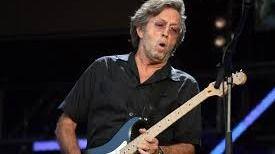 Eric Clapton sufre una enfermedad nerviosa que le dificulta tocar la guitarra
