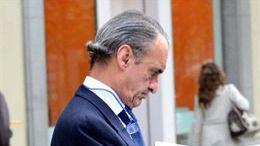 El juez Pedraz impone una fianza de 300.000 euros a Mario Conde