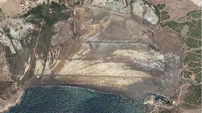 Imagen de esa zona del litoral