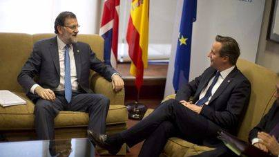 A Rajoy no le gusta que Cameron vaya a Gibraltar