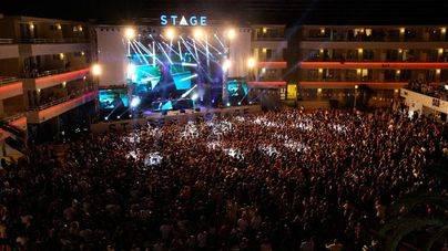 Steve Aoki hace vibrar a 3.000 personas en Magaluf