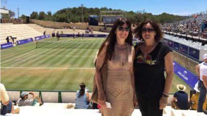 Marga Barceló entra en el Mallorca Open con mallorcadiario.com