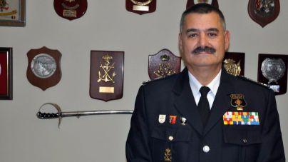 Josep Palouzié es el nuevo jefe de la Policía Local de Palma