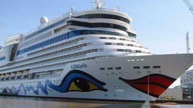 Descenso considerable de los cruceristas en Balears
