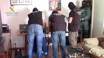 Desarticulada una banda internacional de contrabando de mercancías de Europa Este