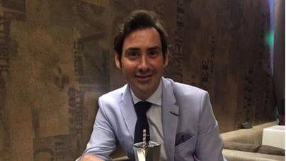 Andreu Genestar, subcampeón en el concurso illy cocktail