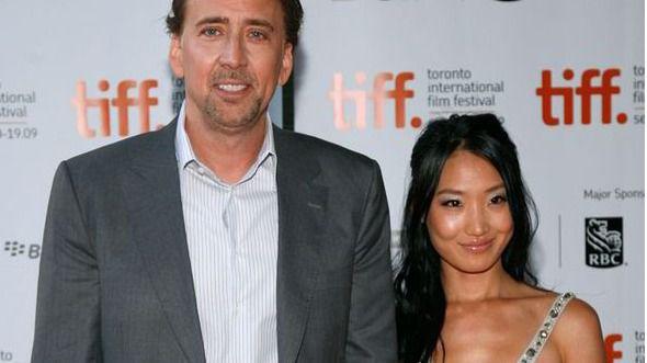 Nicolas Cage y Alice Kim se divorcian tras 11 años de matrimonio