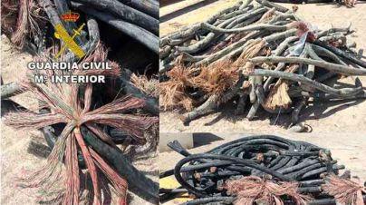 Detenido por robar cable a la operadora que le contrataba
