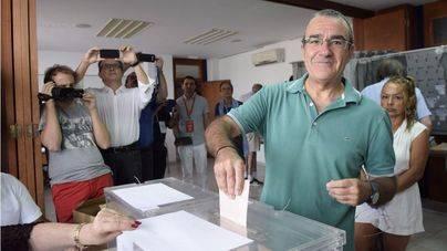 Yllanes anima a ir a votar para que nadie