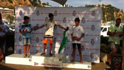Josep Estrany se alza con el tercer puesto en la Copa de España Bic Techno