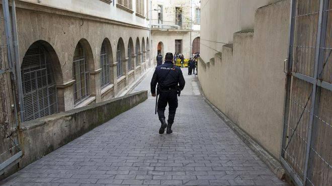 Caen un 37% los casos de jurisdicción penal en Balears