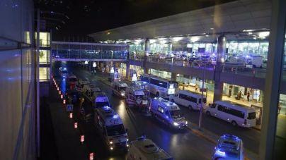 41 muertos en el atentado de Estambul