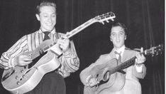 Muere Scotty Moore, guitarrista de Elvis Presley