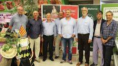 Eroski impulsar� el consumo de aceite y de aceitunas de Mallorca