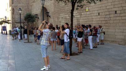 Balears atrae a 3 millones de turistas en los 5 primeros meses