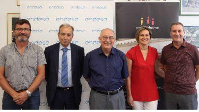 Endesa consigue revisiones oculares gratuitas para internos de Projecte Home