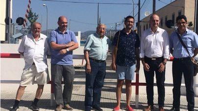 El Govern propone a Fomento suprimir todos los pasos a nivel de Mallorca por 41 millones