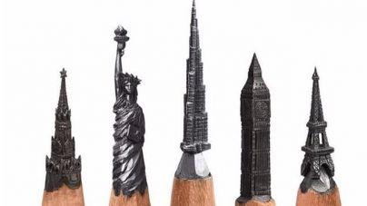 Un artista ruso soprende al mundo con sus esculturas