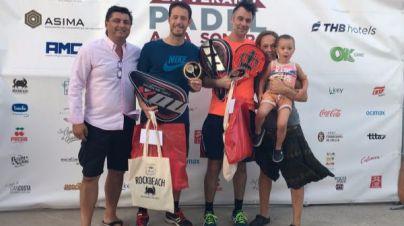 Albarrán y Martorell se doctoran en el torneo de mallorcadiario.com