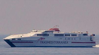 Trasmediterránea anuncia su ruta Alcúdia-Ciutadella
