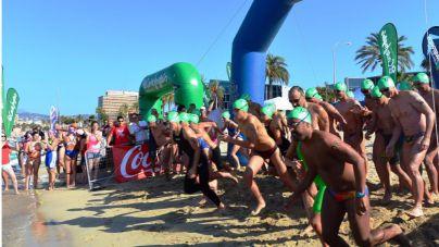 El menorquín Torres se hace con el Campeonato de Balears de Aguas Abiertas