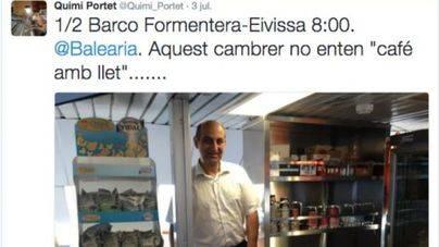 Bale�ria no despedir� al camarero aunque cree que