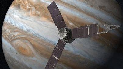 La nave Juno llega a Júpiter tras 5 años de viaje