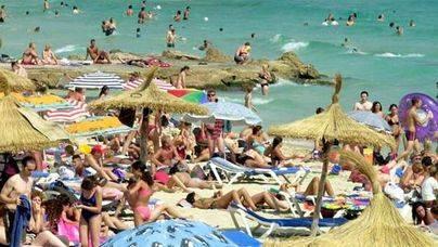 El gasto de turistas extranjeros en Balears se dispara un 13,8%