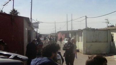 5 detenidos en la operación contra la droga en Son Banya