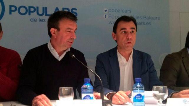 Génova y el PP balear insisten en montar una gestora en Palma